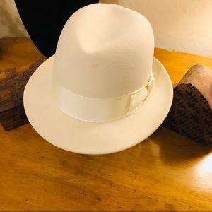Capas Untouchable Wool Fedora Gangster Hat
